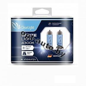 Автолампы Clearlight WhiteLight (2 шт.)